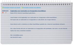 092c5502f46 Online dagboek – Gastouderbureau Kinderopvang Welkom Kind
