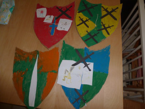 Thema Ridders en Jonkvrouwen, Welkom Kind